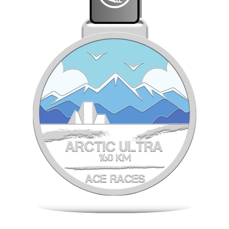 The Arctic Ultra Virtual Challenge - 160km