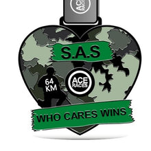 Load image into Gallery viewer, SAS 'Who Cares Wins' Virtual Challenge - 64 km