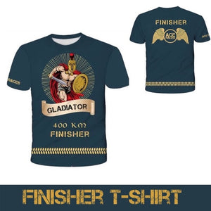 Gladiator 400km - Finisher T-shirt