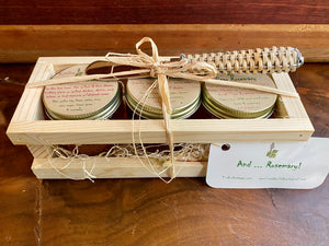 And Rosemary Gift Crate