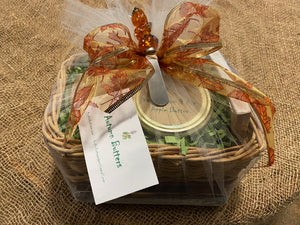 Autumn Butters Gift Basket