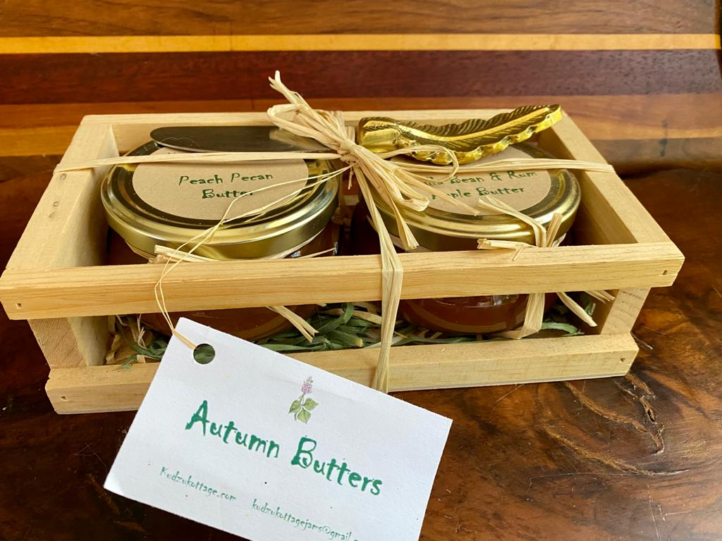 Autumn Butters Gift Crate
