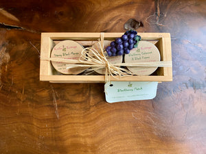 Blackberry Patch Gift Crate