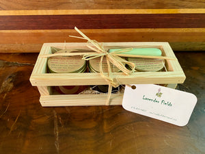 Lavender Fields Gift Crate