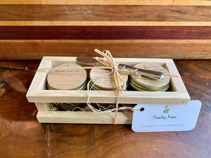 Peachy Keen Gift Crate