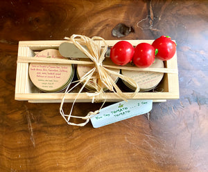 You Say Tomato... I say Tomato Gift Crate