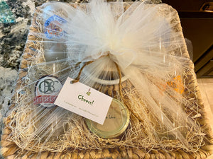 Cheers Gift Basket