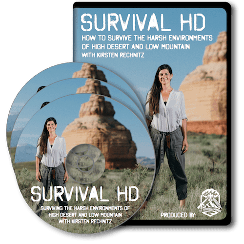 Survival HD 4 DVD Set