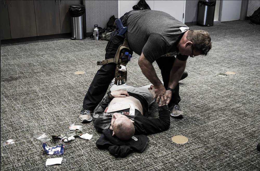 Post Falls, Idaho - Tactical Trauma Response (April 7-8th, 2021)