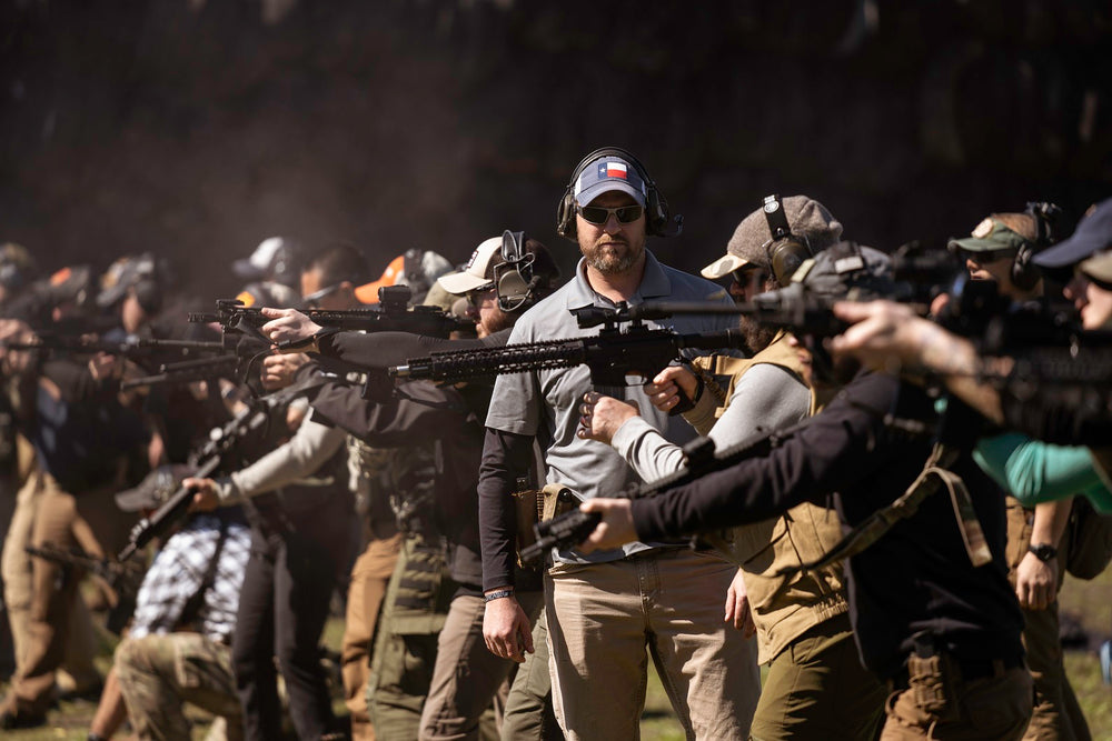 Dallas/Ft. Worth - Carbine Level 1 (June 4th, 2021)