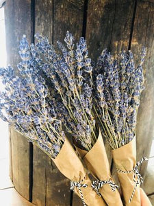 Mini bouquet de lavande - Mini Lavender bouquet