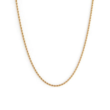 Charger l'image dans la galerie, Collier Romance thin - Plaqué Or - Thin Romance necklace - Gold plated