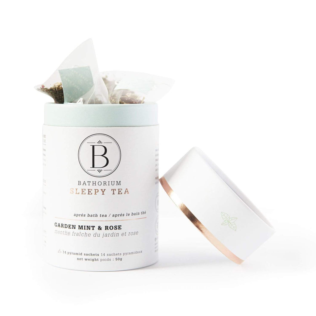 Thé après le bain - Bathorium - After bath tea