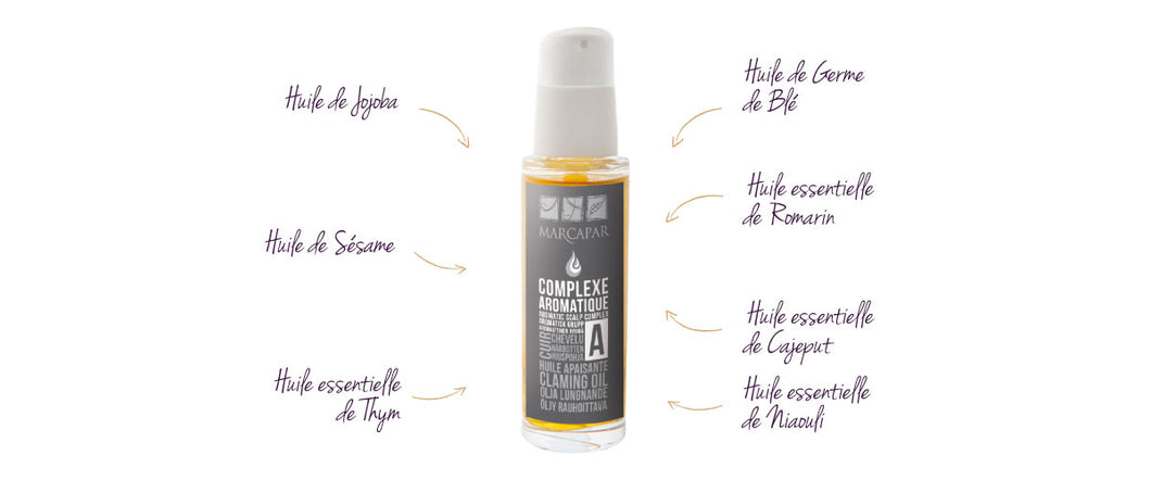 Huile complexe Aromatique A - A-Aromatic complex oil
