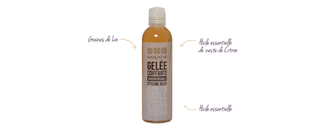 Gelée coiffante - Styling Jelly