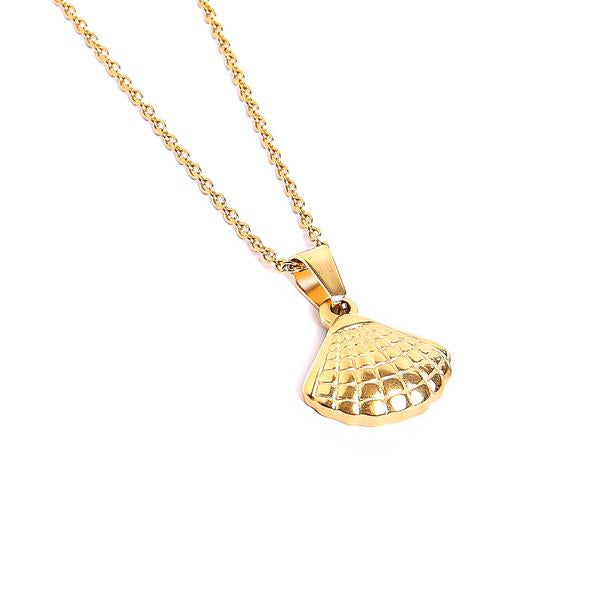 Collier Seabreeze - Plaqué or - Seabreeze necklace - Gold plated