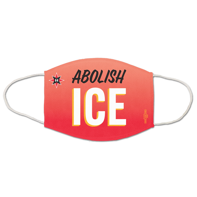 Abolish ICE Face Mask