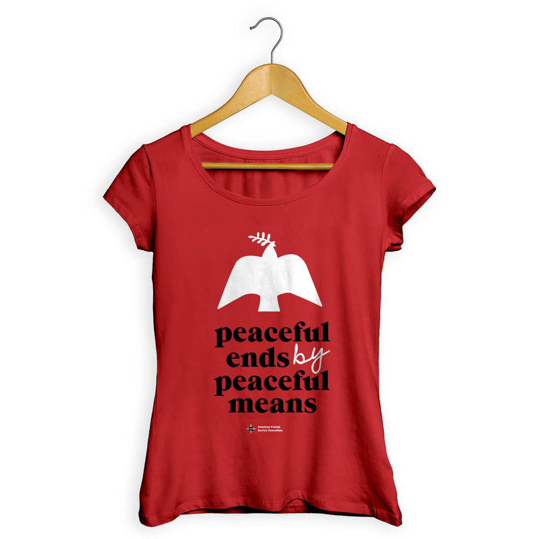 Women's Peaceful Ends Tee