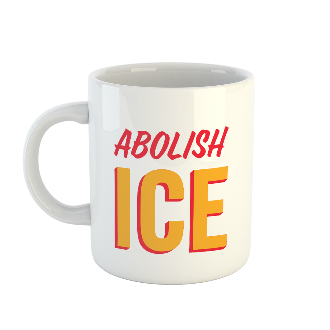 Abolish ICE Mug