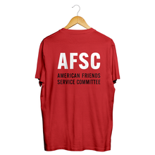 "Load image into Gallery viewer, Logo & ""AFSC"" Tee"
