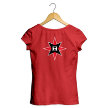 "Load image into Gallery viewer, Womens ""AFSC"" & Logo Tee"