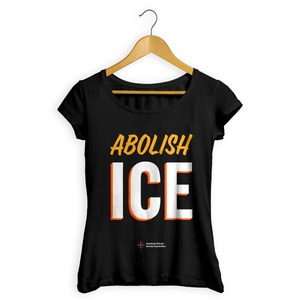 Women's Abolish ICE Tee