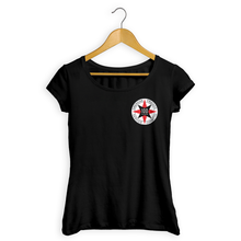 Load image into Gallery viewer, Women's Centennial Logo Tee