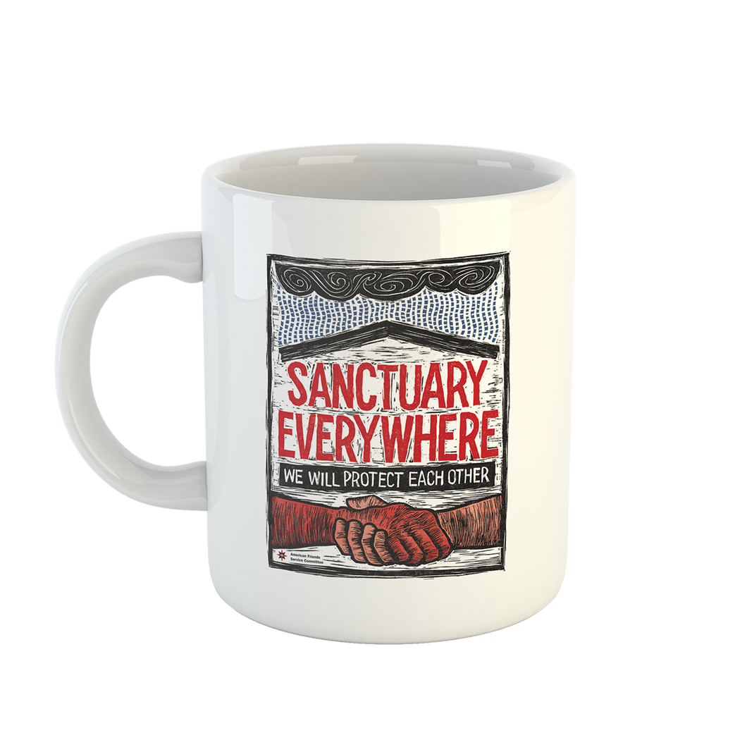 Sanctuary Everywhere Mug