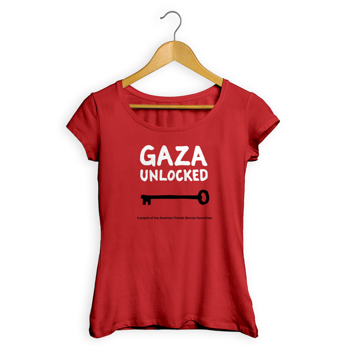 Women's Gaza Unlocked Tee