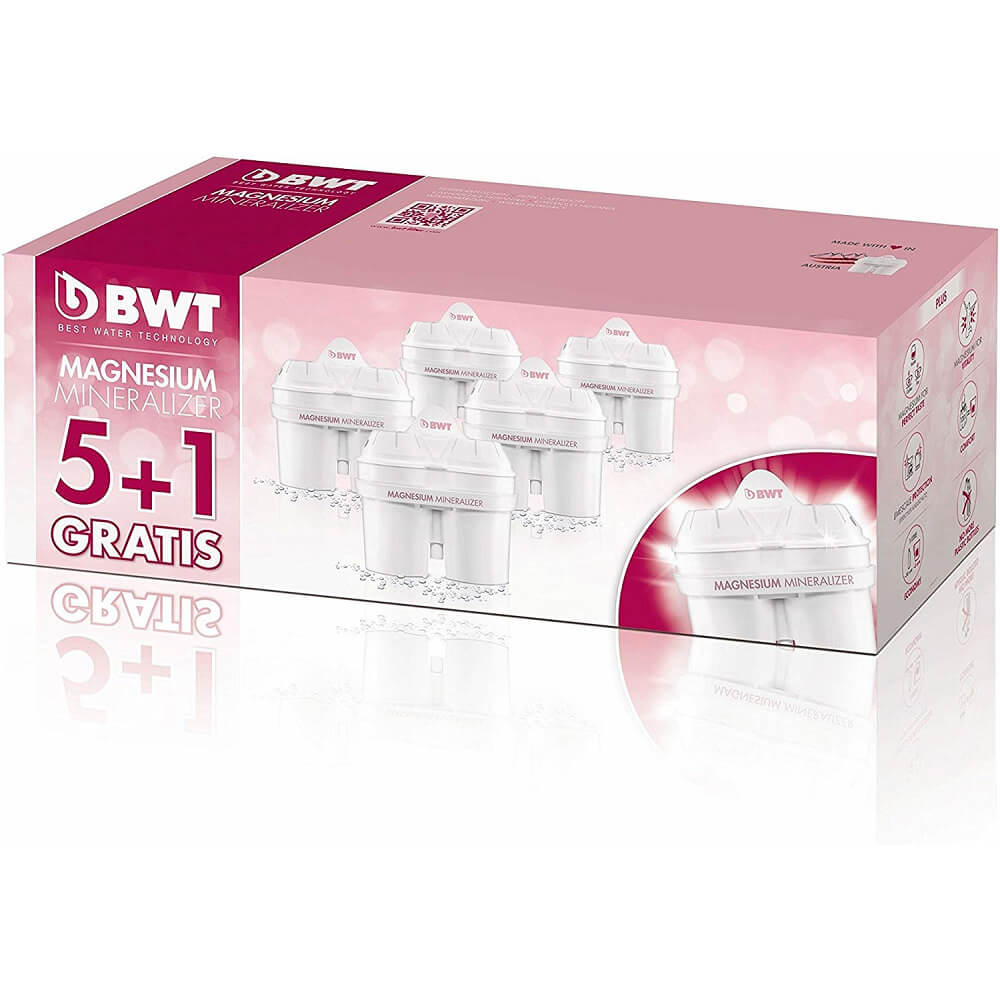 BWT 6x Magnesium Mineralized Water