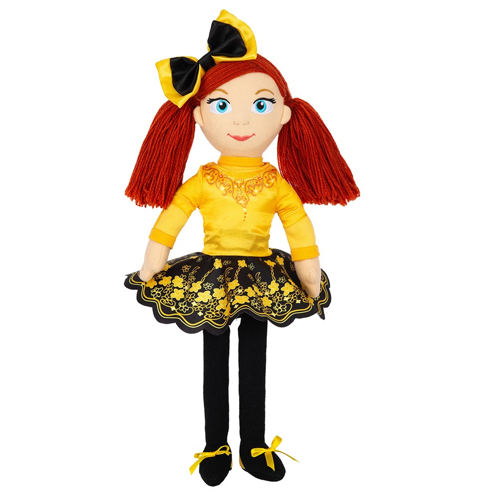 The Wiggles Dress Up Emma Doll Media 1 of 5
