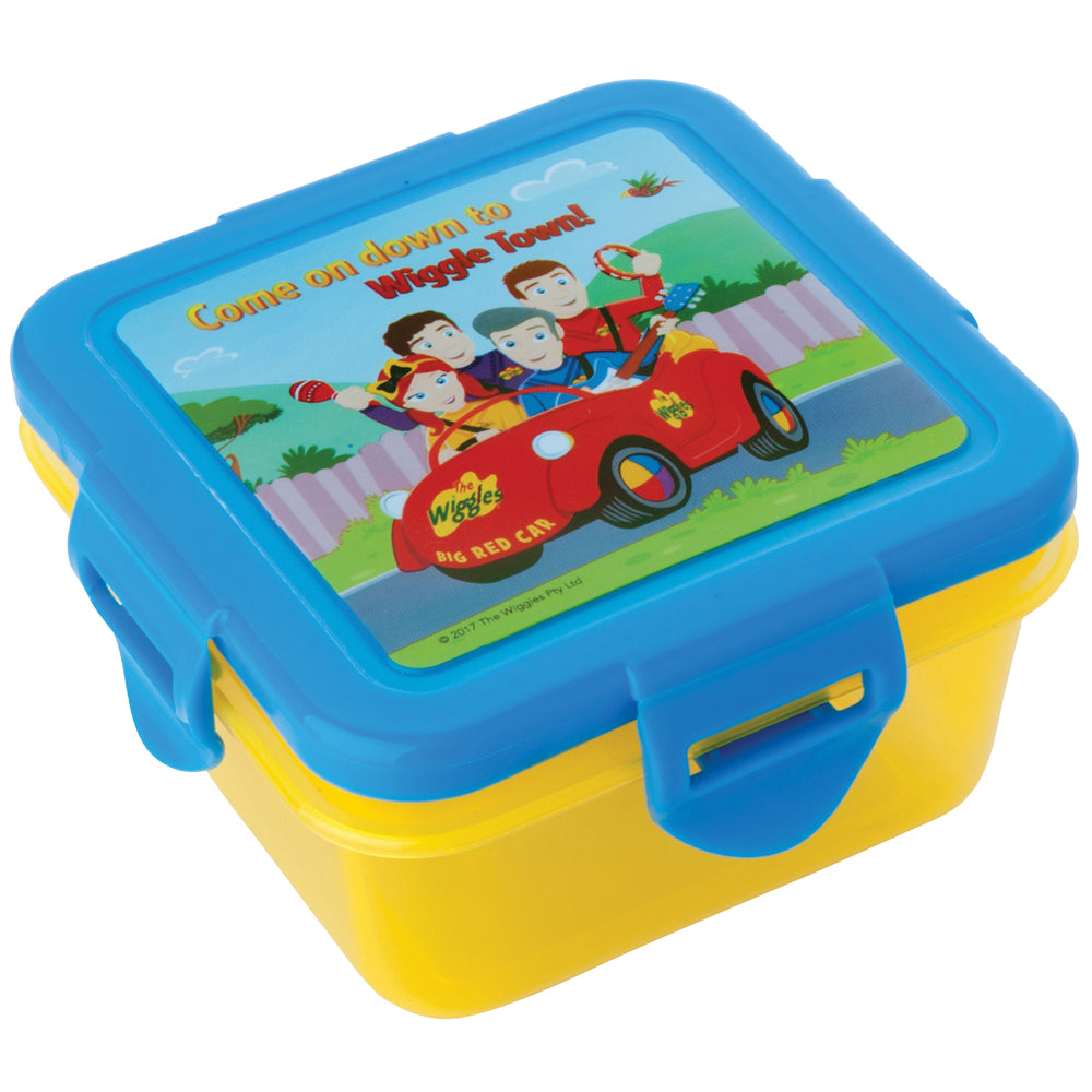 The Wiggles Dinner Set 3 Piece Free Shipping!