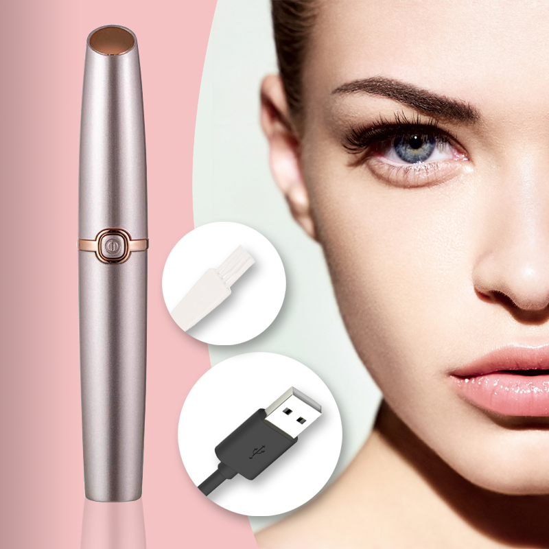 USB Trimwella™ Eyebrow Trimmer Pen
