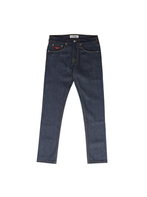 El Solitario ES-1 Tappered Raw Selvedge Denim Indigo