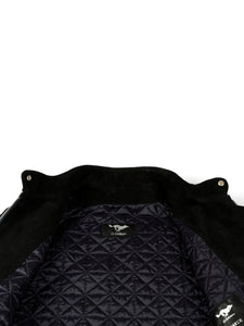 Kraken Suede Jacket Black