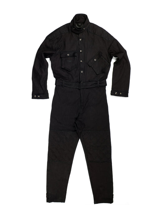 El Solitario Bonneville Protective Coverall with Dyneema. Front