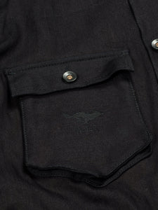 El Solitario Bonneville Protective Coverall with Dyneema. Detail 1