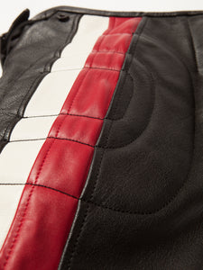 Bespoke Rascal Leather Motorcycle Pants