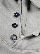 Load image into Gallery viewer, El Solitario Koki Hoodie Sweatshirt. Buttons