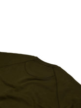 Load image into Gallery viewer, El Solitario WTF Green sweatshirt. Detail Back