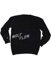 Load image into Gallery viewer, Wolf Flow Black Sweatshirt