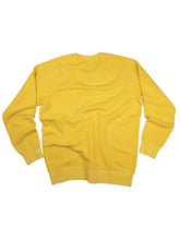 Load image into Gallery viewer, El Solitario WTF Yellow Sweatshirt. Back