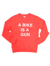 Load image into Gallery viewer, El Solitario Bike Gun Sweatshirt. Front