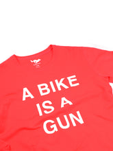Load image into Gallery viewer, El Solitario Bike Gun Sweatshirt. Detail