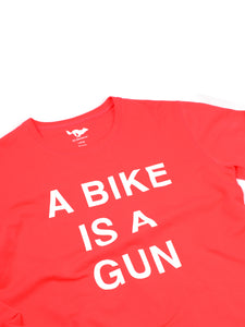 El Solitario Bike Gun Sweatshirt. Detail