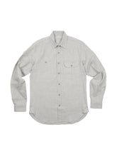 Load image into Gallery viewer, Jefe Multi-colored Nep Chambray shirt