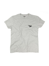 Load image into Gallery viewer, El Solitario Basic Grey T-Shirt. Front