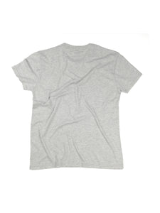 El Solitario Basic Grey T-Shirt. Back