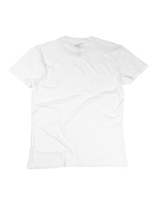 El Solitario No Future White T-Shirt. Back