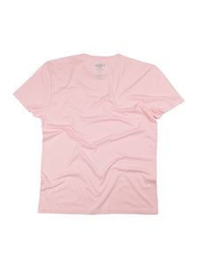 El Solitario Basic Pink T-Shirt. Back